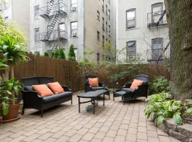 NYC Garden Escape (2 min to subway)