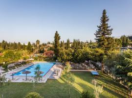 Silver Bay Hotel Kontokali Corfu