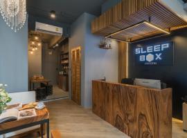 Sleep Box Patong Hostel