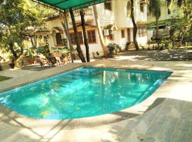 The 4BHK Duplex Private Villa with Outdoor Jacuzzi