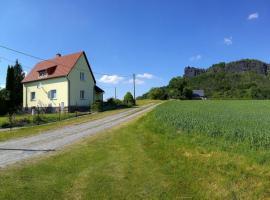 Ferienhaus Ebenheit am Lilienstein