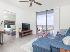 Luxury 2BR Residences w Panoramic Balcony