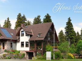 Familien-Ferienwohnung Haus Schmiechen