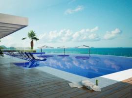Passe sua férias num fantástico apto na Praia dos Ingleses, Florianópolis, SC