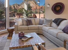 Luxurious Red Rock Vista Villa