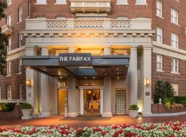 The Fairfax at Embassy Row, Washington D.C, budget hotel in Washington, D.C.