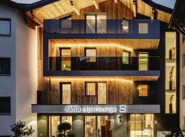 Alpinlounge Rätia Appartements, ski resort in Ischgl