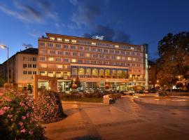 Viesnīca Hotel Mamut Popradā