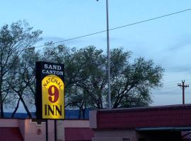 National 9 Inn Sand Canyon, pet-friendly hotel in Cortez
