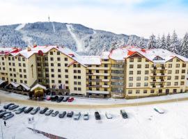 Hotel Pamporovo: Pamporovo'da bir otel