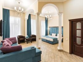 Boomerang Baron Suites, помешкання для відпустки в Одесі