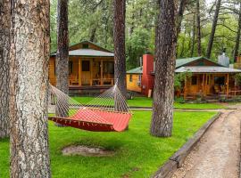 Ruidoso Lodge Cabin # 2