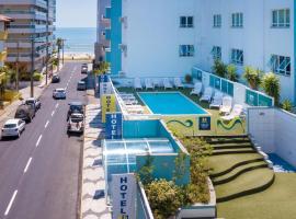 Solis Praia Hotel Itapema, hotel perto de Praia Grossa, Itapema