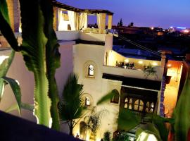 Riad Kheirredine, hotel near Yves Saint Laurent Museum, Marrakesh