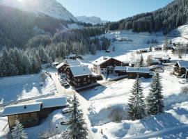 HRK Ramoz, Hotel in der Nähe von: Skilift Eggli, Litzirüti