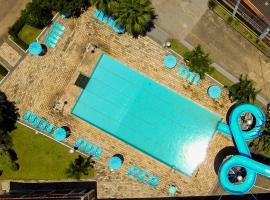 City Park Hotel, hotel in Penedo