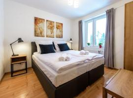 RentPlanet - Apartament Czecha 4, budget hotel in Świeradów-Zdrój