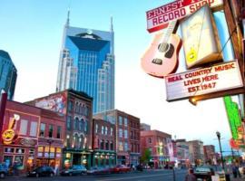 Enjoy Nashville! Art District Residences