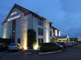 Best Western l'Atelier 117, hotel near Museum of Fine Arts, Maubeuge