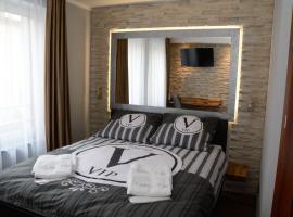 Villa Vip, family hotel in Gniezno