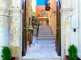 Casa Moazzo Suites and Apartments, hotel in Rethymno Town