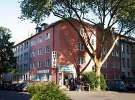 Stadt-gut-Hotel Rheinischer Hof, hotel in Essen