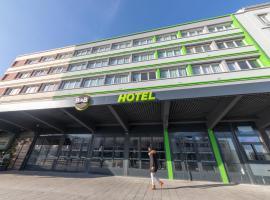 B&B Hotel LE HAVRE Centre Gare, hotel a Le Havre