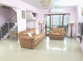 5 BHK Penthouse (Apartment) near Miramar Beach
