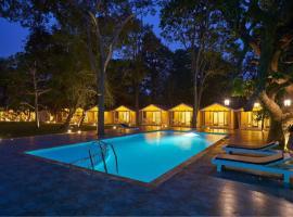 Blu Resorts, hotel in Vagator