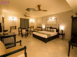 LMB Hotel City Centre, Jaipur