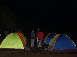 Visapur Lohagad Camping