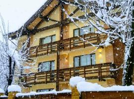 Vverh Guesthouse, гостевой дом в Эстосадке