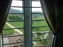 Nhà nghỉ Phong Lan