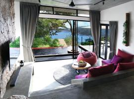 Pahili Pool Villas Koh Tao, hotel near Laem Thian, Ko Tao
