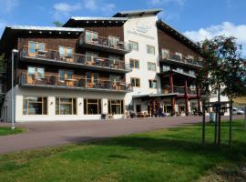 Pernilla Wiberg Hotel