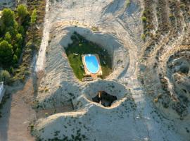Hotel Cueva Tardienta Monegros