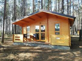 Ośrodek Wypoczynkowy Nad Brdą, self catering accommodation in Tuchola