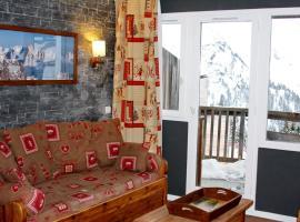 Epicea Avoriaz, de luxe flat, 4th floor, 8/10 ppl