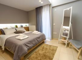 M&D Luxury Suites in central Athens