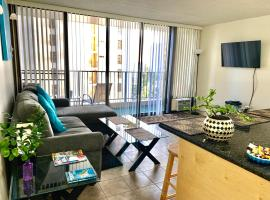 Banyan Waikiki Luxury Suite (Free Parking)