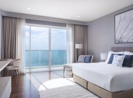 White Sand Beachfront Pattaya