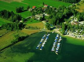 Zum Fischer am See ***S, hotel a Prien am Chiemsee