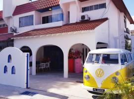 Asmara Blue Retreat