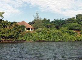 Campement île d'Egueye