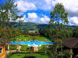 Los Aguajes de Sauce, hotel with pools in Tarapoto