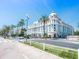 apartment-avenue des Fleurs - Tulipe, luxury hotel in Nice