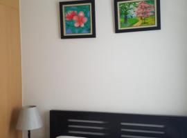 Fully furnished condo unit @Trees