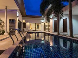 Viola Pool Villa in Rawai beach