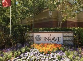 Enclave Luxury Apartments 1 - #102