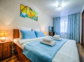 Apartments 5 zvezd Entuziastov